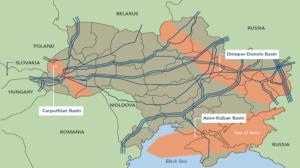 ukraine gas fields