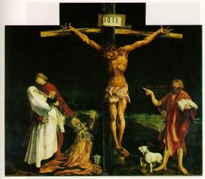 crucifixionGrunewald
